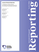 Journal of Financial Reporting